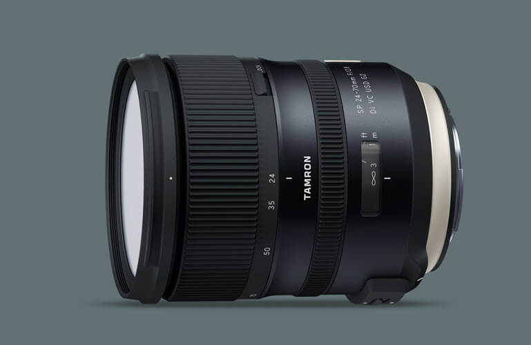 Tamron 24-70 mm f 2.8 Zoom