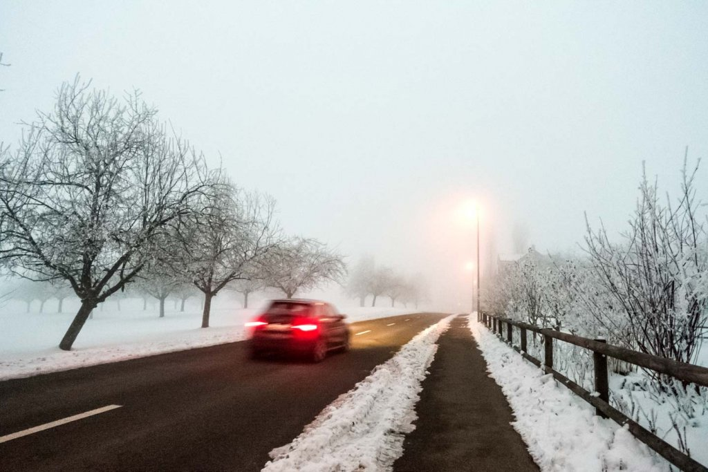 Fotografieren im Winter 2