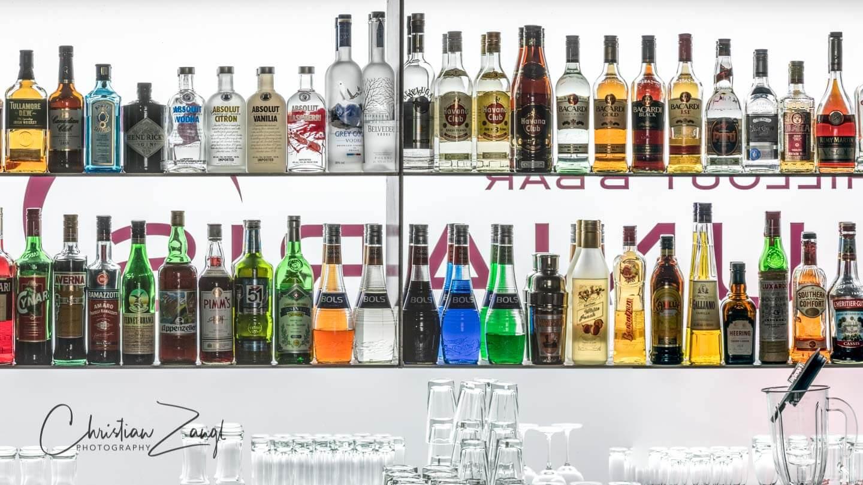 Geschlossene Bar